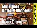 Mini Quad Battery Testing - Group Three