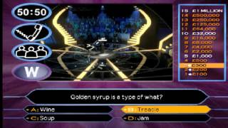 Who Wants To Be A Millionaire 2nd Edition Gameplay Part 1 Single Player Game Part 1