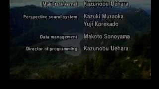 Metal Gear Solid Ending Credits(, 2009-09-30T03:15:51.000Z)
