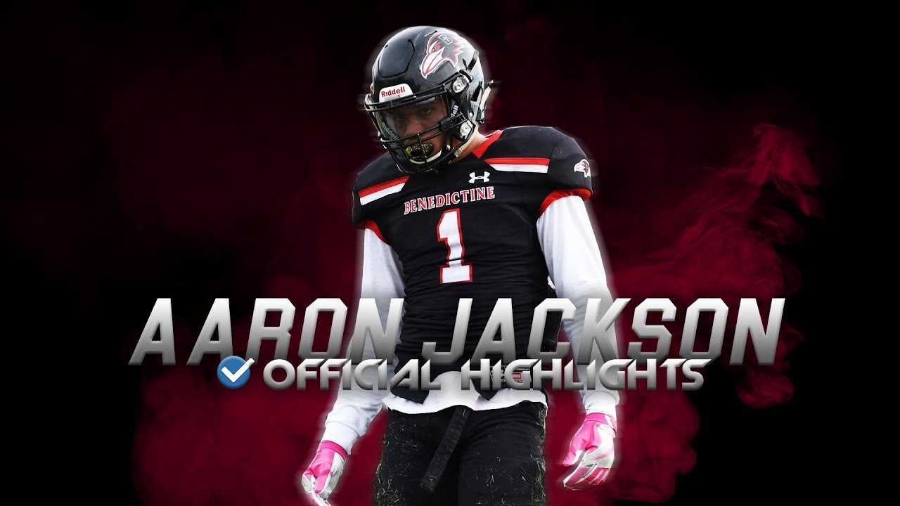 2019 NFL Draft SLEEPER  - Aaron Jackson Official Benedictine College Highlights ᴴᴰ
