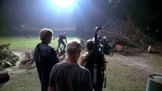 Clip: The Maze Runner behind-the-scenes
