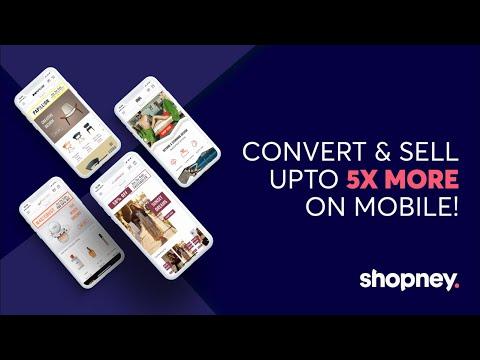 Shopney | The Best Shopify Mobile App Builder For Shopify & Shopify Plus Merchants