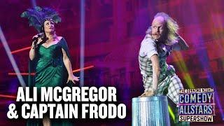 Ali McGregor & Captain Frodo - 2017 Opening Night Comedy Allstars Supershow