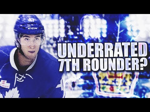 Is Pierre Engvall The Most Underrated 7th Round Steal In Todays NHL? Toronto Maple Leafs Prospects