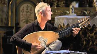 John Dowland, In darkness let me dwell, Christian Hilz, baritone, Rolf Lislevand, lute