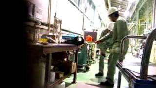 工場DQNの監視カメラ映像 thumbnail
