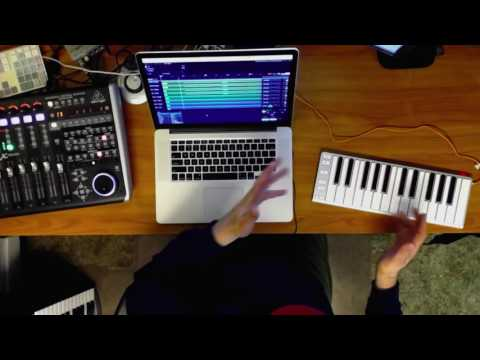 Jerry's Portable Hardware setup for Music