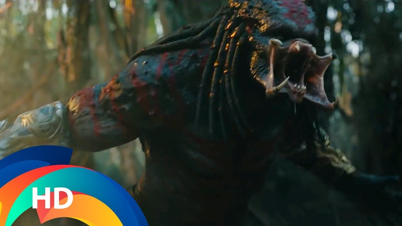 The Predator - Quái Thú Vô Hình (2018) - Offical Vietsub Trailer #2 - Phim  Quái Vật
