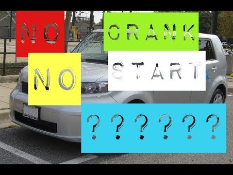 2014 SCION xB No Start Issue....One click....Fixed...