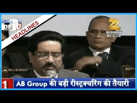 Restructuring in AB group likely to happen soon
