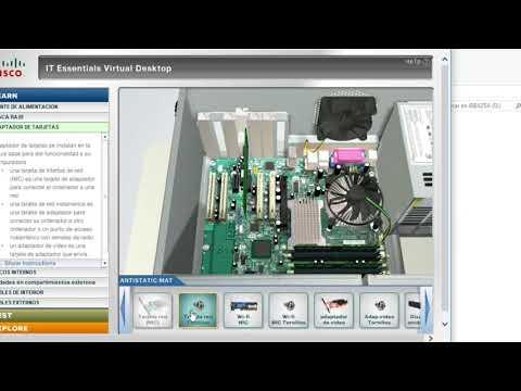 Ensamble De Una Computadora Con IT Essencial.