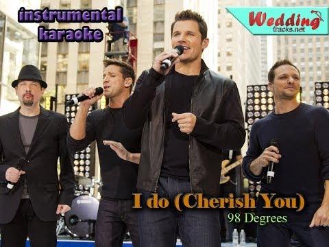 i do (cherish you) karaoke/instrumental lyrics