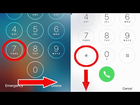 Thumbnail: UNLOCK iPHONE WITHOUT THE PASSCODE (Life Hacks)