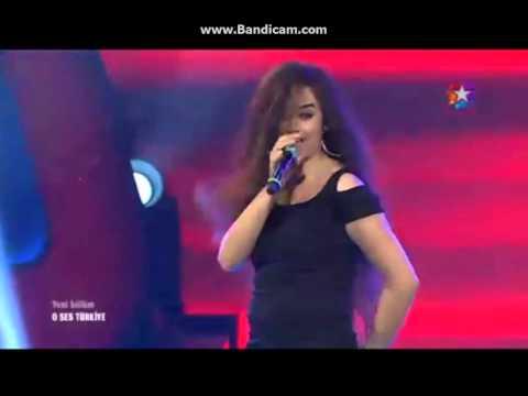 O Ses Türkiye Tuğçe Gendigelen Performansı