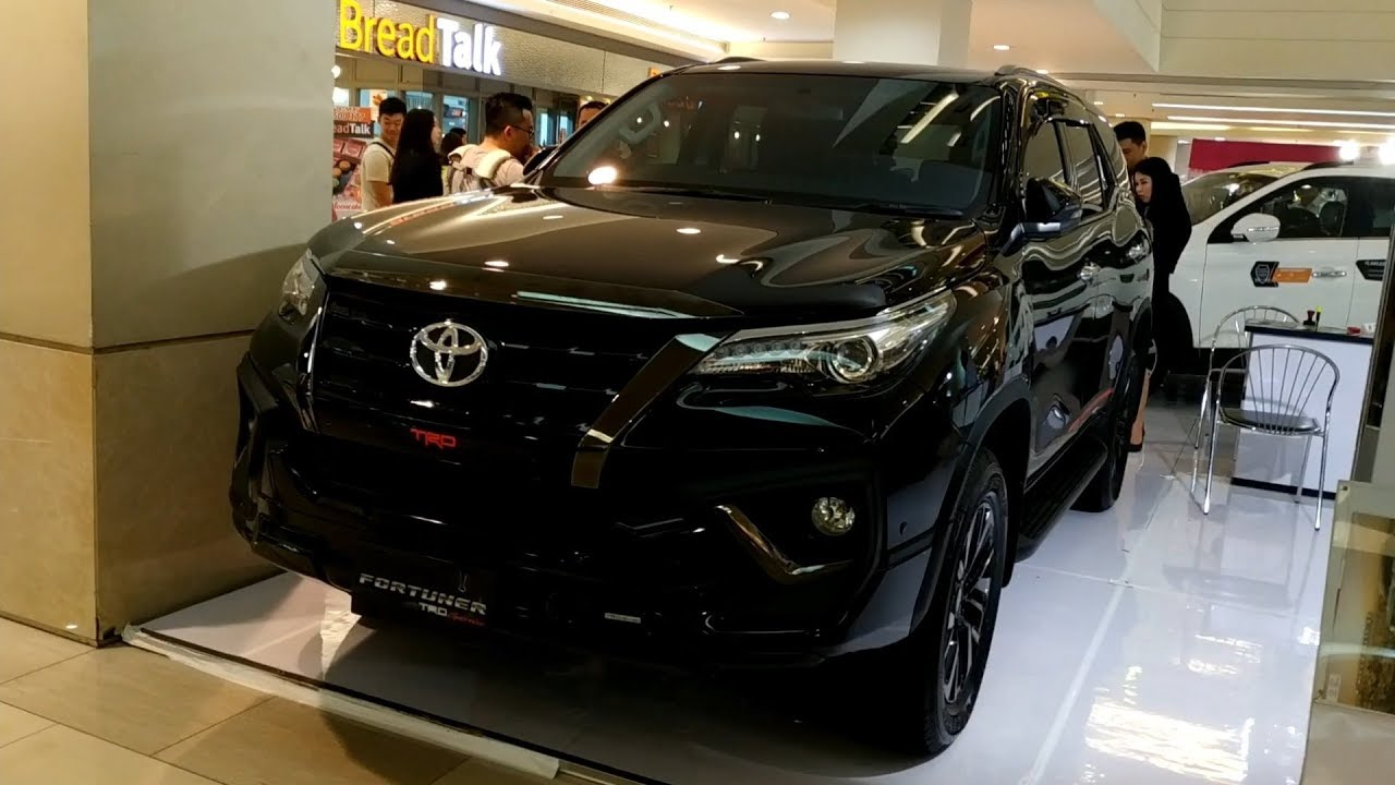 in depth tour toyota fortuner trd sportivo  an150  facelift  2020   indonesia