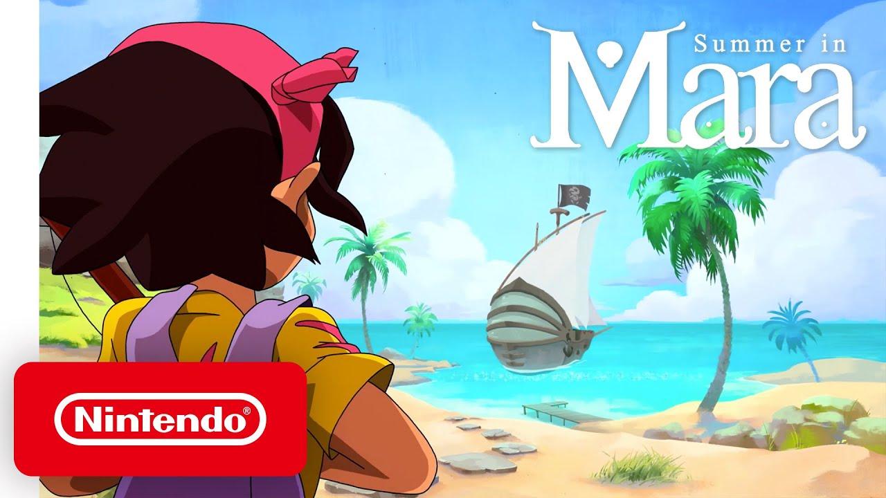 Δείτε το υπέροχο Summer in Mara!