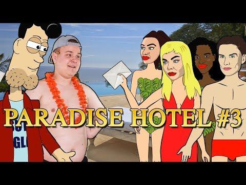 Paradise Hotel #3 - Pranker Caroline Sammen Med Michaels Kælder!