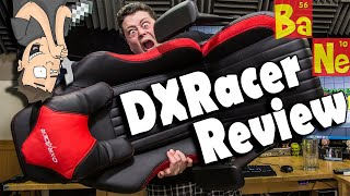 Dxracer M Series Executive Max Racing Seat - Gaming Chair