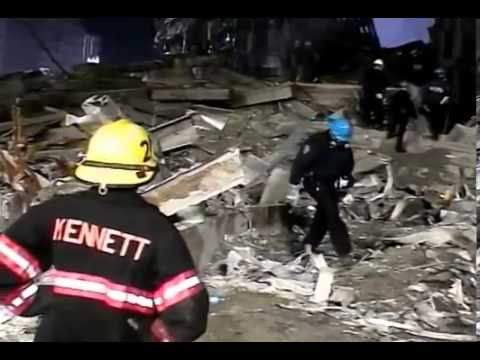 9/11 - World Trade Center Recovery and debris removal part 6 of 6