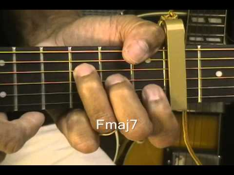 Guitar Chord Form Tutorial #21 Linkin Park IN THE END Style Chords ...