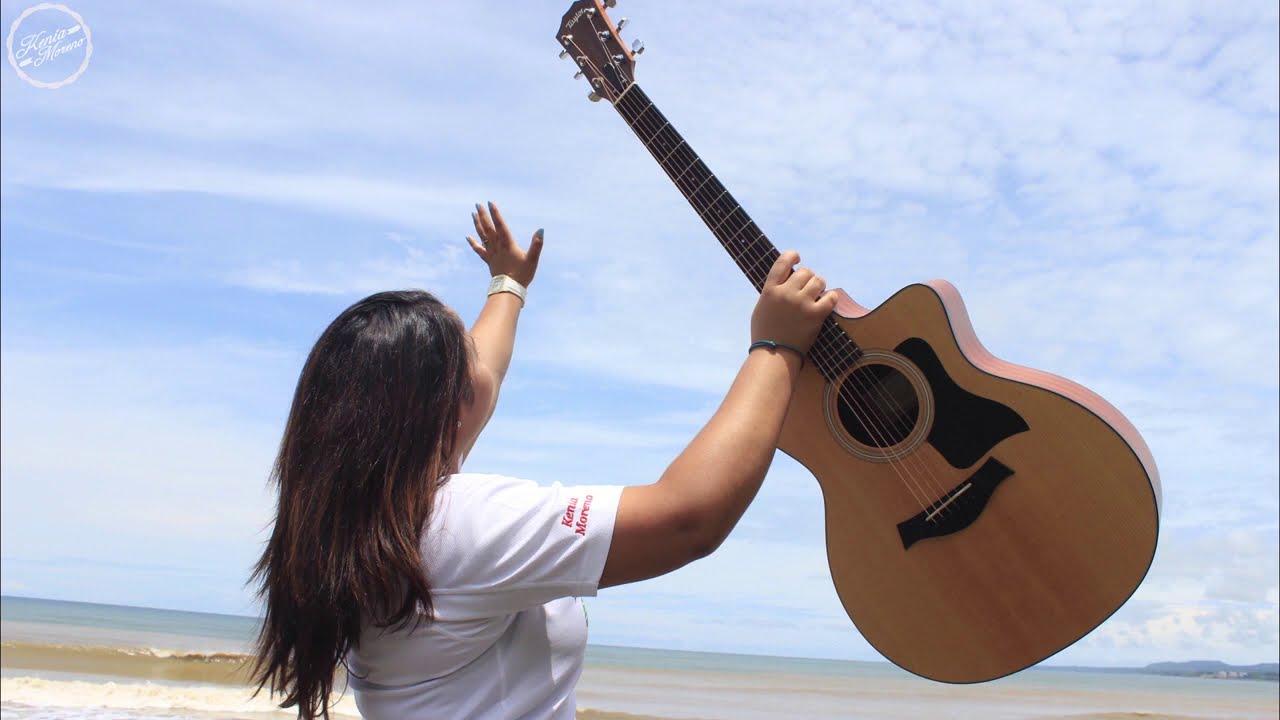 Karaoke  - Te entrego mi pecado  -  Kenia Moreno