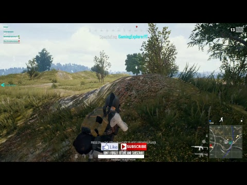 DB Gaming Streaming PUBG with The Game Explorer!!!!!!!