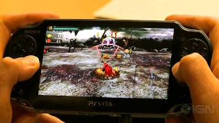 Army Corps of Hell: First Battles PS Vita Gameplay (Off-Screen)