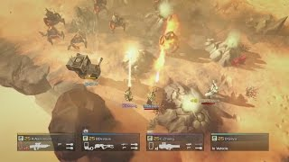 Helldivers Gameplay Trailer