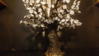 EP019. 다이소 글루건으로 나무만들기 (식목일, 나…