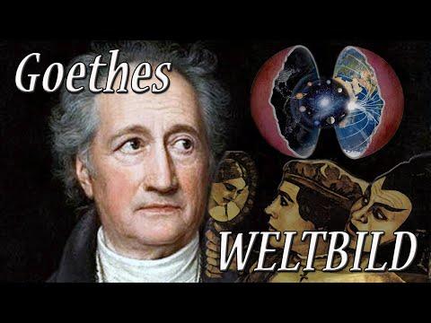 ⊙ Goethe war Anhänger des Innenweltkosmos