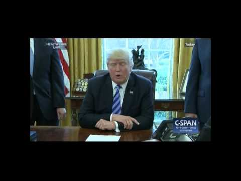 Trump on Health Care: We Learned a Lot About Loyalty