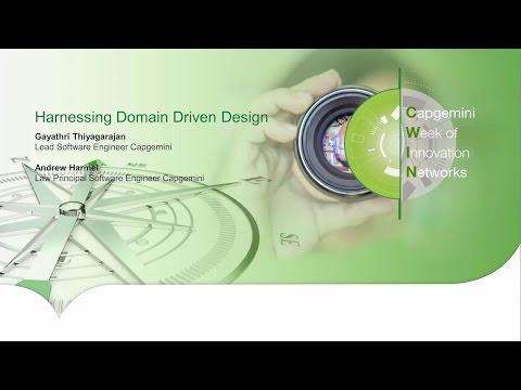 Harnessing Domain Driven Design