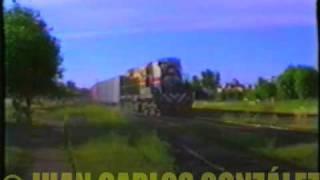 Tren Carguero de Ferrocarriles Argentinos