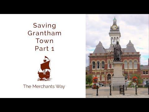 Saving Grantham Town Part 1 - The Merchants Way 009