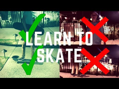 Learn to Skate #2: How to Ride and Hold your Skateboard