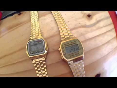 Cách Phân Biệt Đồng Hồ Casio Chính Hãng Vs Fake ở TPHCM (Casio Vàng)