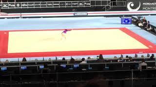 Catalina Ponor FX qualifications Montréal 2017