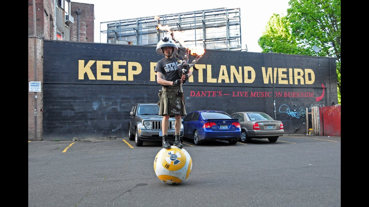 Image result for keep portland weird mural
