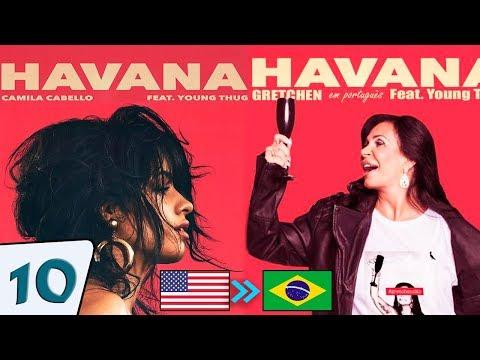 As 10 Piores Versões Brasileiras de Músicas Internacionais  2