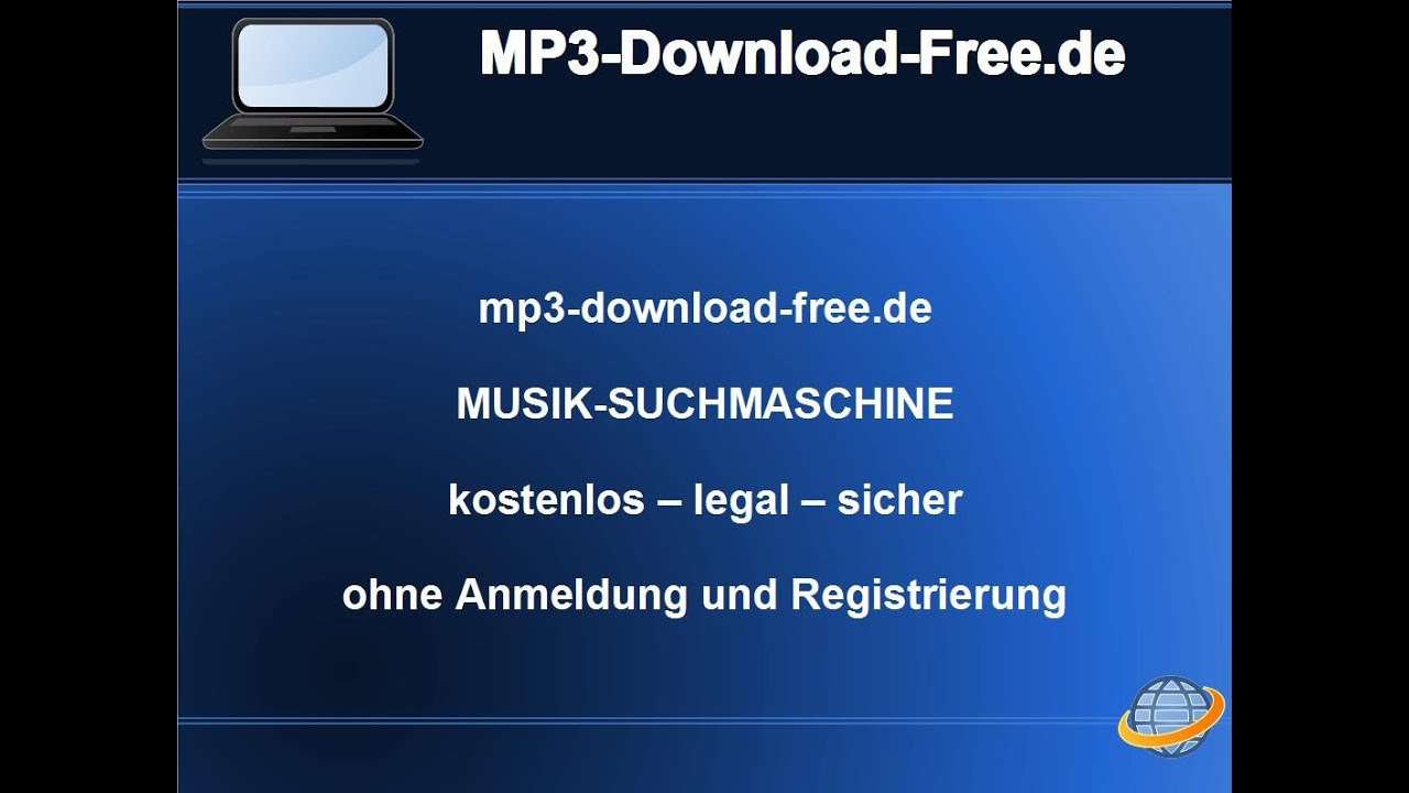 free and legal music download