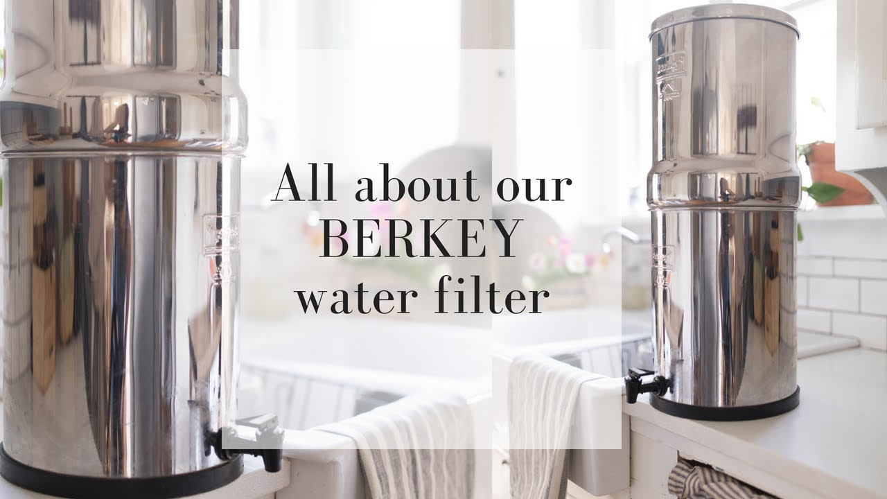 Do We Like Our Berkey Water Filter Berkey Water Filter Review Youtube