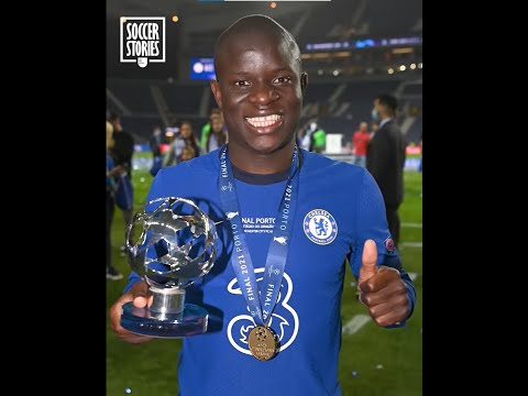 Download 7 times N'Golo Kanté proved he is built different | Oh My Goal