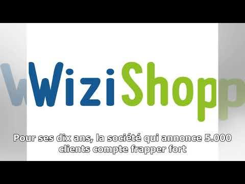 Nice : WiziShop lance une nouvelle version de sa solution e-commerce