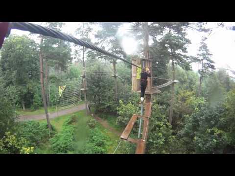 Go Ape Adventure in Wendover Woods