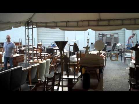 Last Minute Modern Design Auction Walk Through 8/7/2012