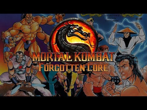 The Forgotten Lore Of Mortal Kombat 1