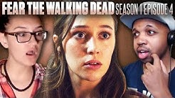 """Fans React To Fear The Walking Dead Season 1 Episode 4: """"Not Fade Away"""""""
