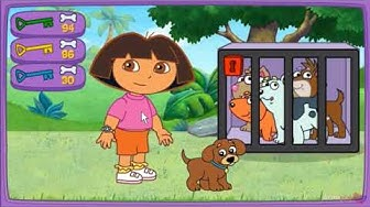 Dora Puppy Adventure | Dora the Explorer - New Game Walkthrough (Based on Cartoon)