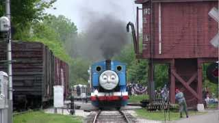Thomas The Tank Engine @ The Henry Ford