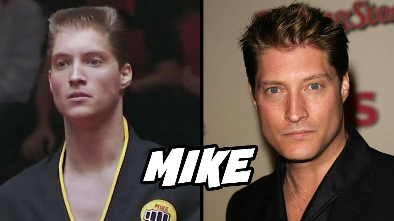 Sean Kanan Explains How He Got Cast as Mike Barnes in Karate Kid 3 - YouTube